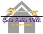 Gold Falls Villa Logo